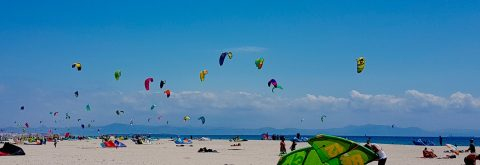 WELCOME TO THE MECCA OF KITESURF